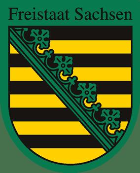 Signet des Freistaates Sachsen